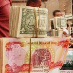 Iraqi dinar and USD