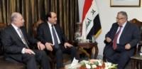Three Presidents, Iraq